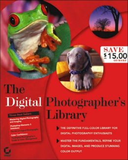 The Digital Photographer's Library Set