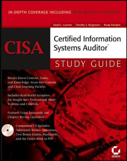 CISA: Certified Information System Auditor Study Guide