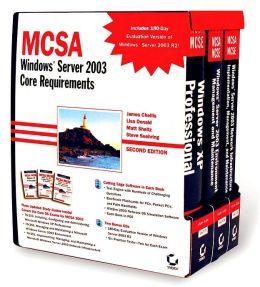 MCSA: Windows Server 2003 Core Requirements (70-270, 70-290, 70-291)