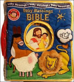 Baby Blessings Bible: With Removable Cover