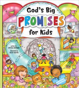 God's Big Promises for Kids