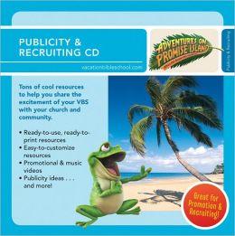 Publicity & Recruiting CD
