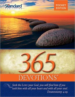 365 Devotions® Pocket Edition-2013