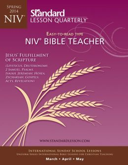 NIV Bible Teacher-Spring 2014