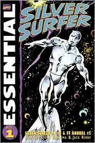 Essential Silver Surfer, Volume 1