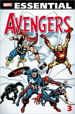 Essential Avengers, Volume 3