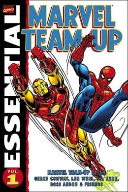 Essential Marvel Team-Up, Volume 1