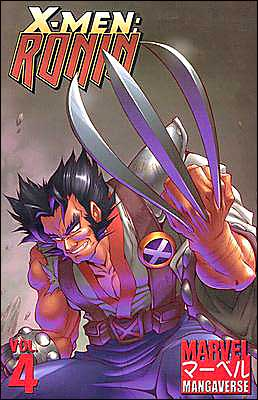 Marvel Mangaverse, Volume 4: X-Men Ronin