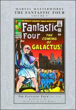 The Fantastic Four Marvel Masterworks, Volume 5