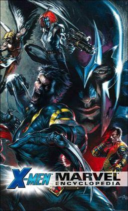 Marvel Encyclopedia, Volume 2: X-Men