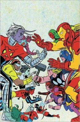 X-Statix, Volume 4: X-Statix Vs. the Avengers