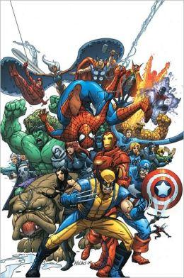 Marvel Team-Up, Volume 1: The Golden Child