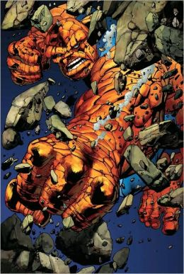 Ultimate Fantastic Four - Volume 4: Inhuman