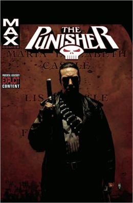 Punisher Max - Volume 4: Up is Down and Black is White