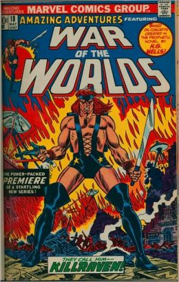 Essential Killraven, Volume 1: War of the Worlds