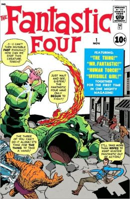 Best of the Fantastic Four, Volume 1