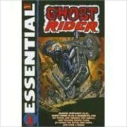 Essential Ghost Rider - Volume 1