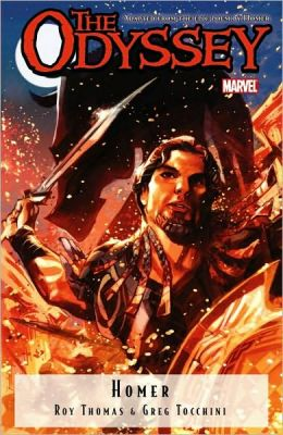 The Odyssey (Marvel Illustrated)