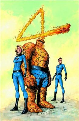 Fantastic Four: The Resurrection of Nicholas Scratch