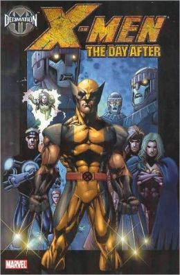 Decimation: X-Men - The Day After