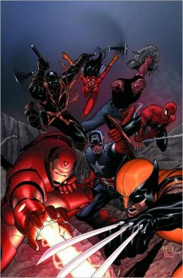 New Avengers - Volume 4: The Collective