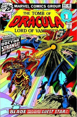 Dr. Strange Vs. Dracula: The Montesi Formula