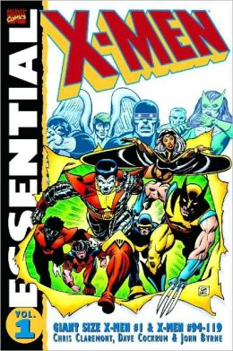 Essential X-Men - Volume 1