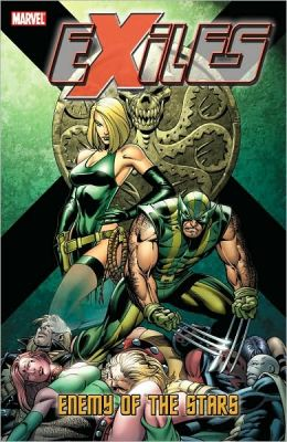 Exiles - Volume 15: Enemy of the Stars