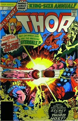 Thor: The Eternals Saga - Volume 1