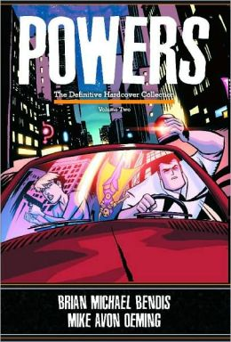 Powers: The Definitive Hardcover Collection, Volume 2