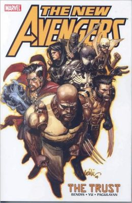 New Avengers - Volume 7: The Trust