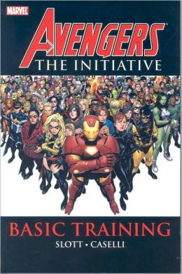 Avengers: The Initiative Volume 1 - Basic Training