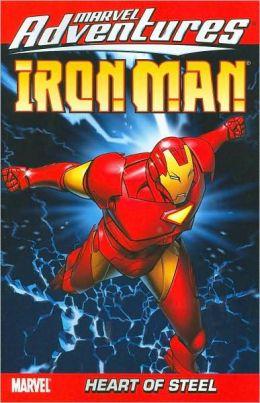 Marvel Adventures Iron Man - Volume 1: Heart of Steel