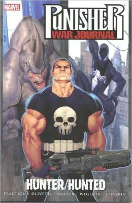 Punisher War Journal - Volume 3: Hunter Hunted