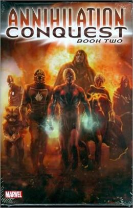 Annihilation: Conquest - Book 2