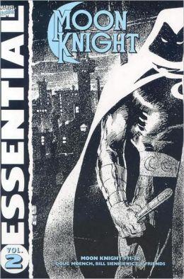 Essential Moon Knight - Volume 2