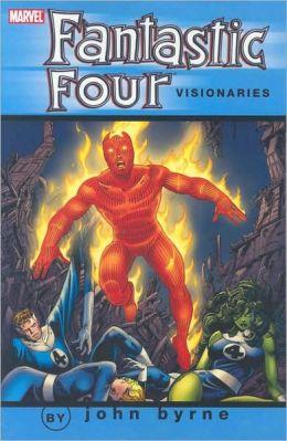 Fantastic Four Visionaries: John Byrne - Volume 8