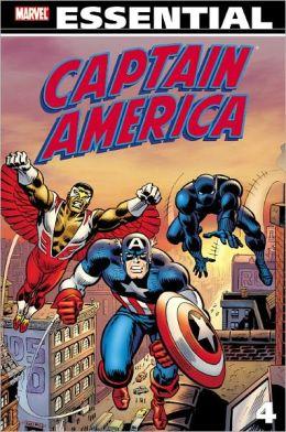 Essential Captain America - Volume 4