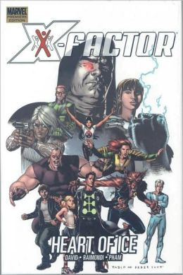 X-Factor - Volume 4: Heart of Ice