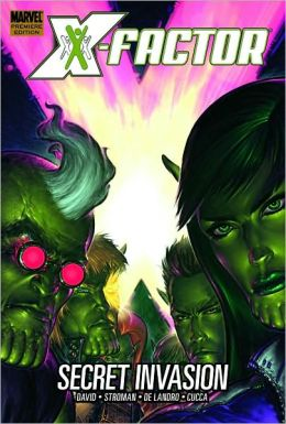 X-Factor: Secret Invasion