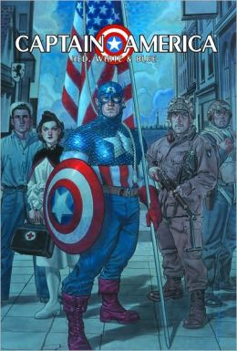 Captain America: Red, White & Blue