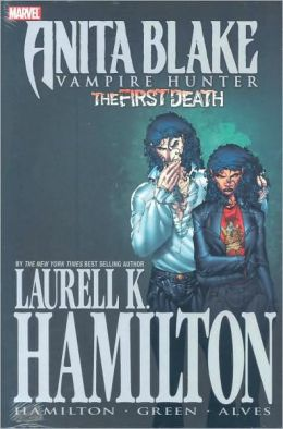 Anita Blake, Vampire Hunter: The First Death