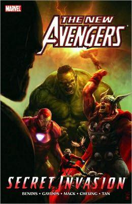 New Avengers - Volume 8: Secret Invasion - Book 1