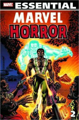 Essential Marvel Horror - Volume 2