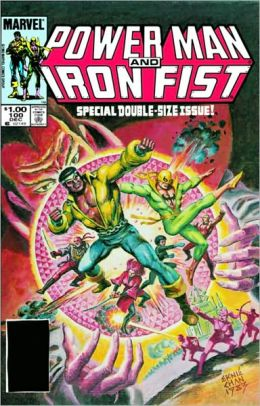 Essential Power Man and Iron Fist - Volume 2