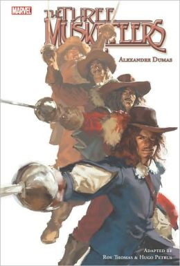 The Three Musketeers (Marvel Illustrated)