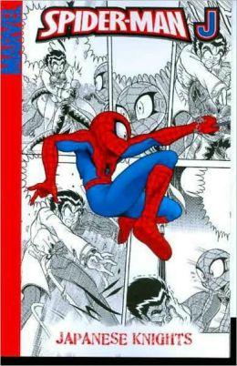 Spider-Man J: Japanese Knights