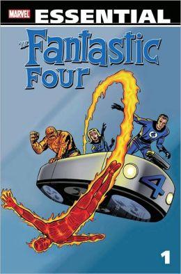 Essential Fantastic Four - Volume 1