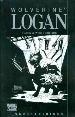 Wolverine: Logan Black and White Edition