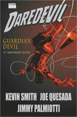 Daredevil: Guardian Devil 10th Anniversary Edition
